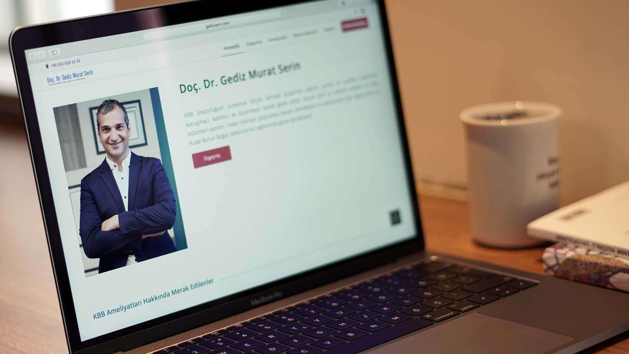 Doç. Dr. Gediz Murat Serin