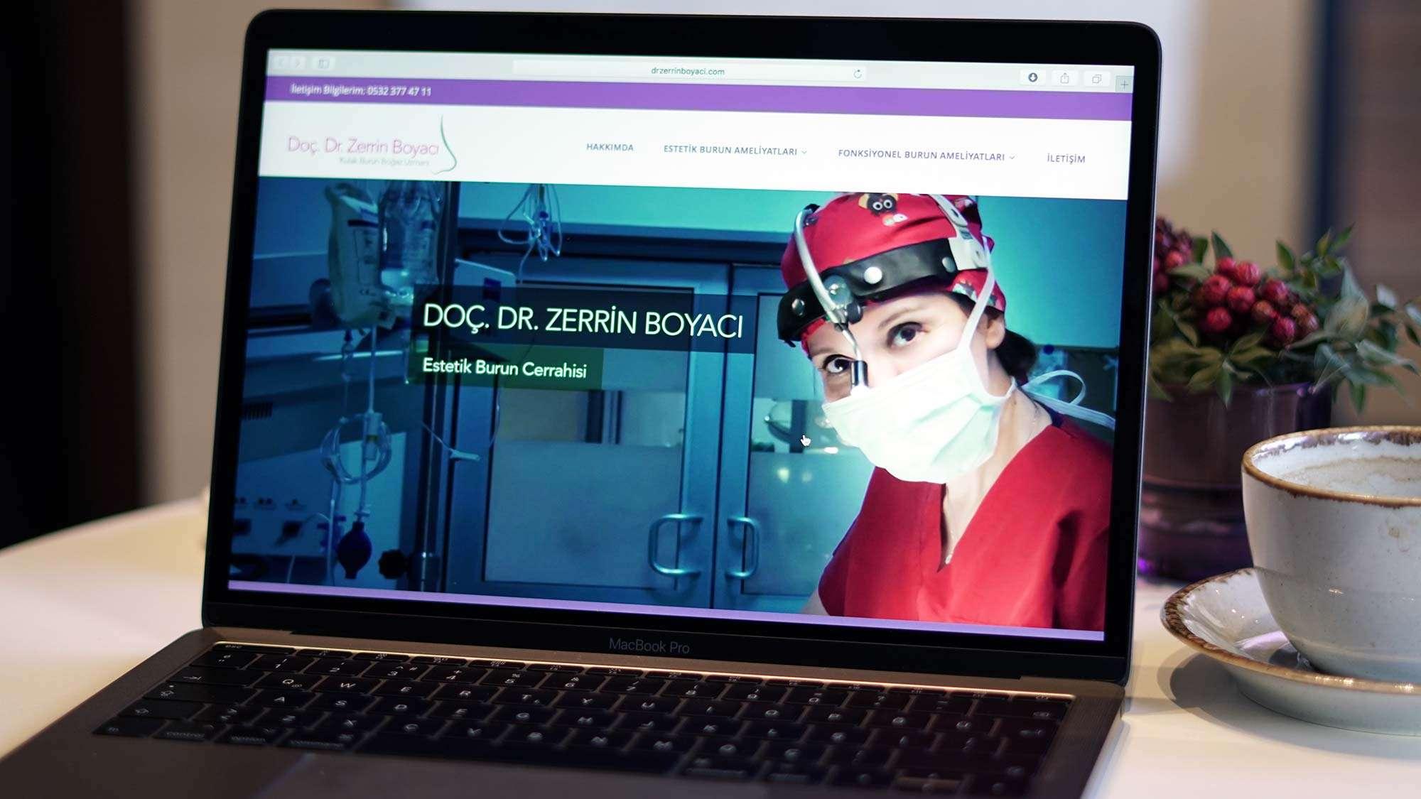 Doç. Dr. Zerrin Boyacı